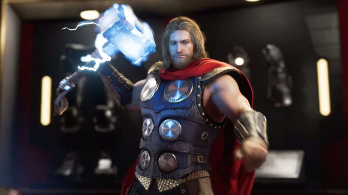 Crystal Dynamics will release more Marvel Avenger's footage a week after Gamescom