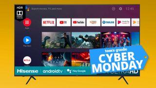 Hisense Cyber Monday TV deal