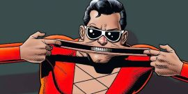 Looks Like DC's Plastic Man Movie Is Back On Track, And With A Big Change