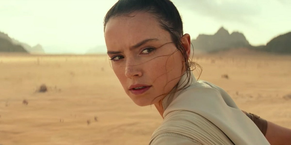 No, Star Wars: The Rise Of Skywalker's Didn't Recycle Its Final Shot Of Rey