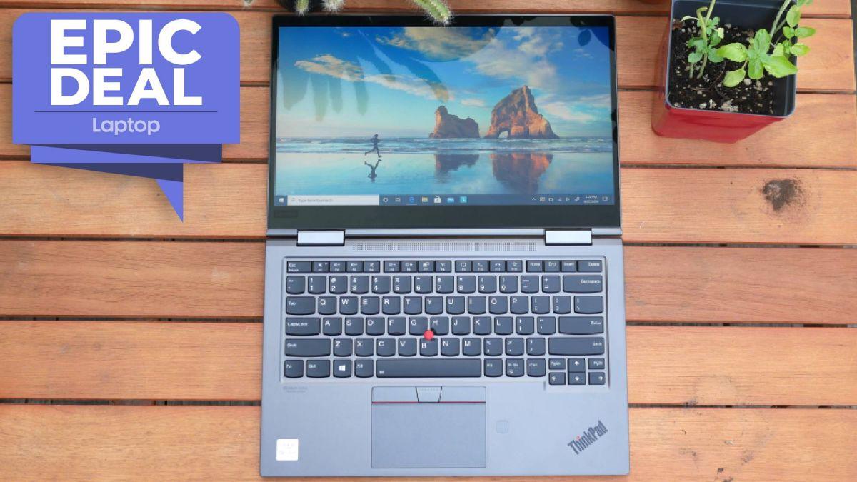 Lenovo takes up to 58% off ThinkPad X1 Carbon 8 Windows, Linux laptops