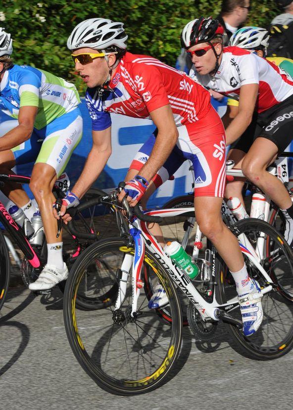 Simon Yates, Under-23 men's road race, Road World Championships 2011