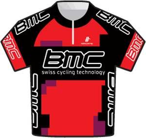 BMC jersey Tour de France 2010