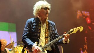 Mott The Hoople's Ian Hunter