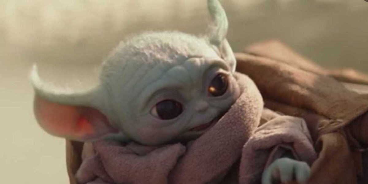 Baby Yoda on The Mandalorian (2020)