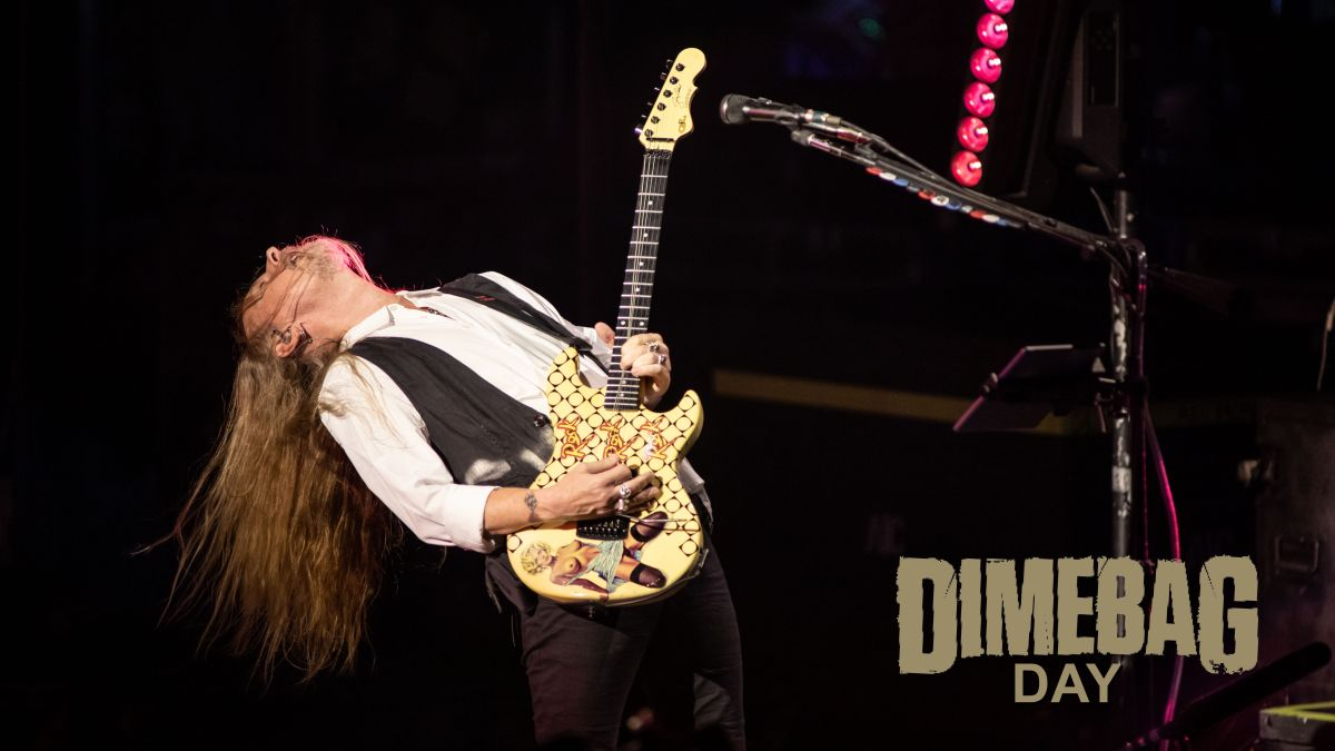 Dimebag day: Alice In Chains' Jerry Cantrell on Dimebag and Pantera