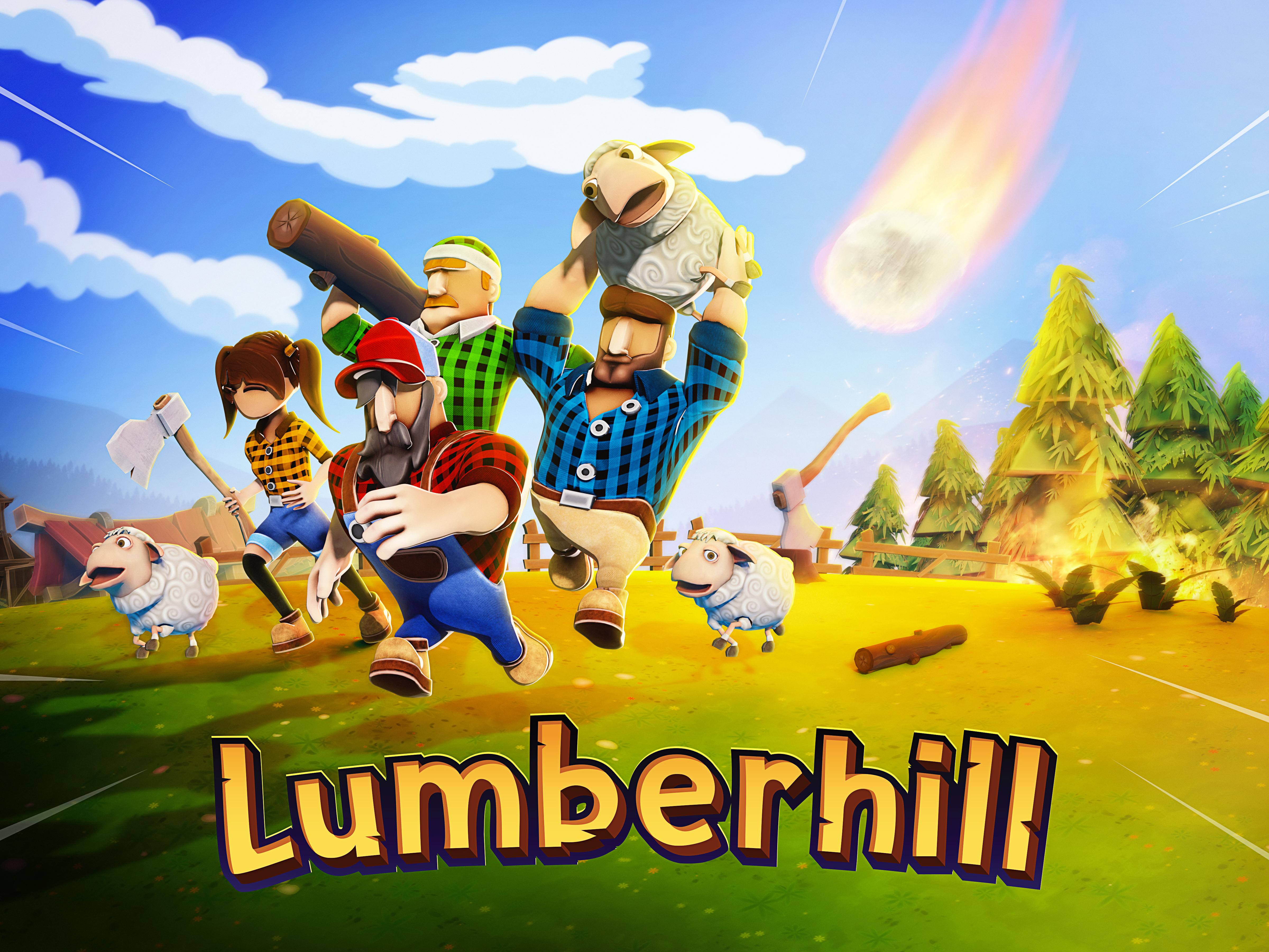 Lumberhill promotional graphic