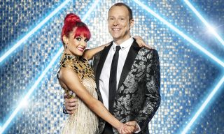 Robert Webb and Dianne Buswell make a shock withdrawal from 'Strictly Come Dancing'.