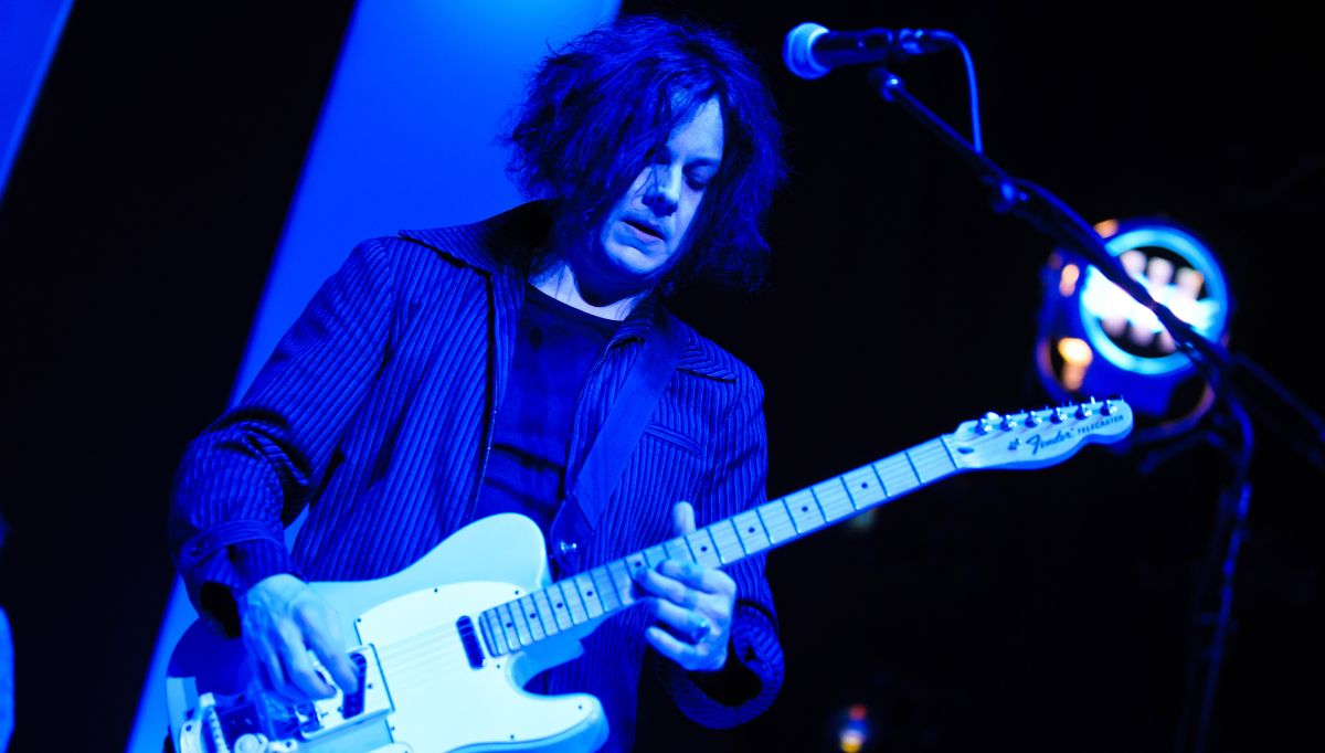 Five songs guitarists need to hear by… Jack White