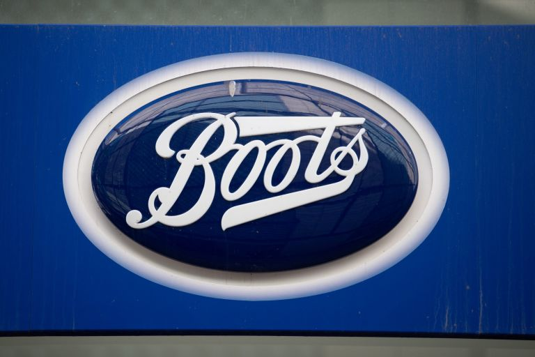 Boots £10 Tuesday logo