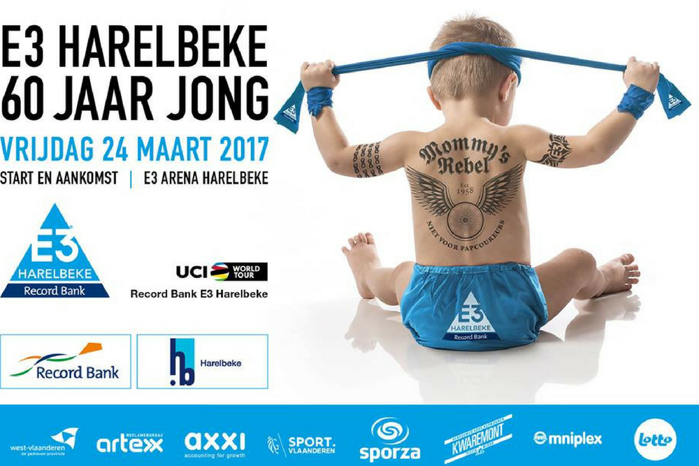 No sexist poster for E3 Harelbeke 2017, as race goes for ...