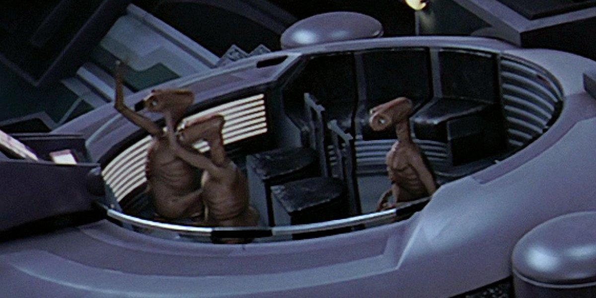 E.T.'s species in Star Wars: Episode I - The Phantom Menace