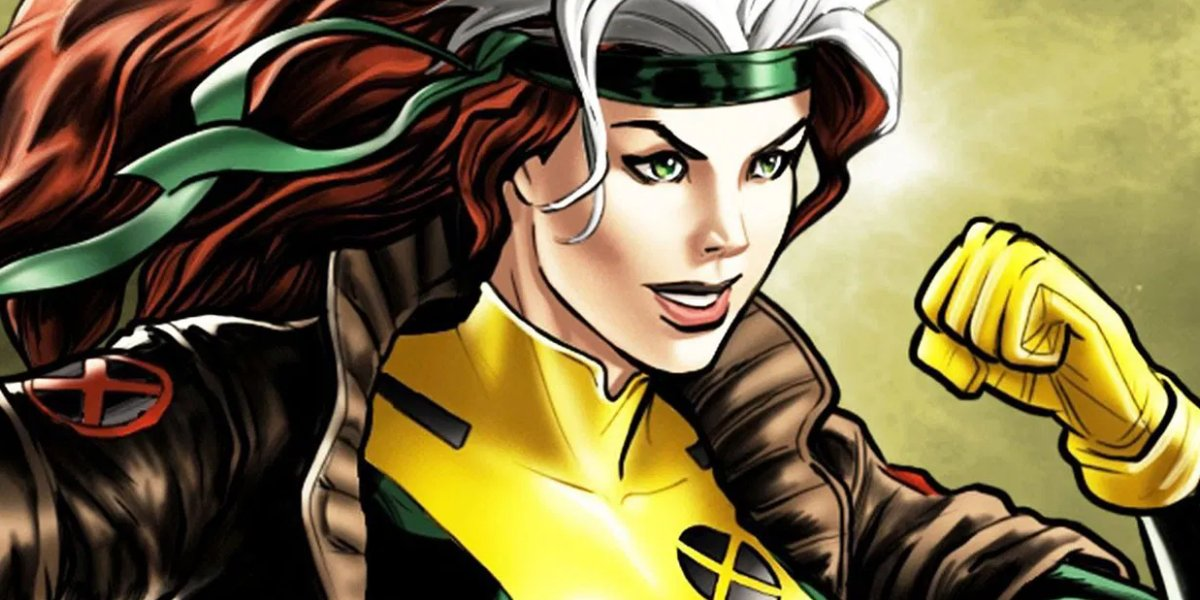 Rogue, from X-Men
