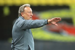 Middlesbrough manager Neil Warnock returned a positive Covid-19 test after feeling unwell.