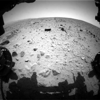 Curiosity Rover Drives 1 Kilometer on Mars
