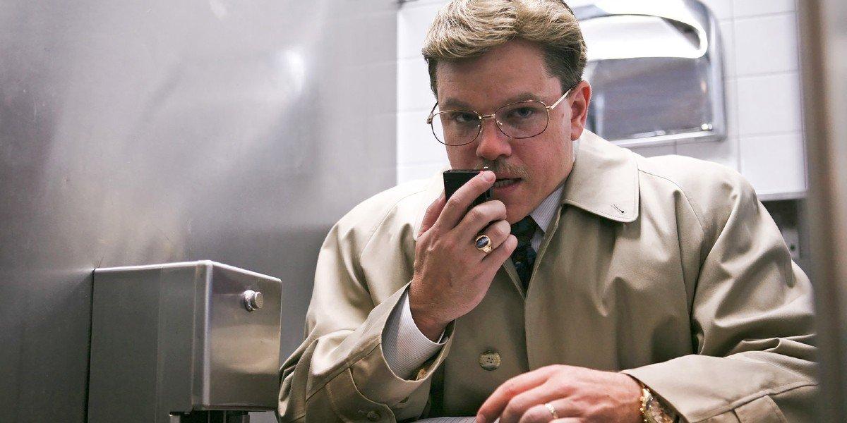 Matt Damon - The Informant!