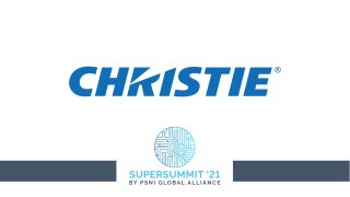 Christie at the 2021 PSNI Supersummit