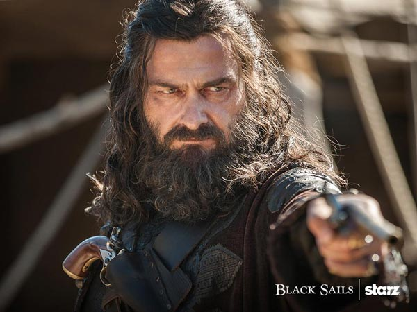 blackbeard is finally coming to black sails get your first look. Black Bedroom Furniture Sets. Home Design Ideas