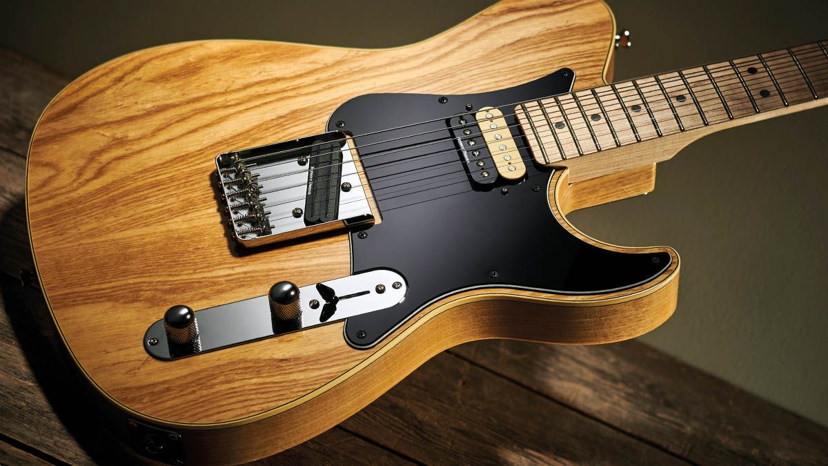 Yamaha Pacifica 1611MS review