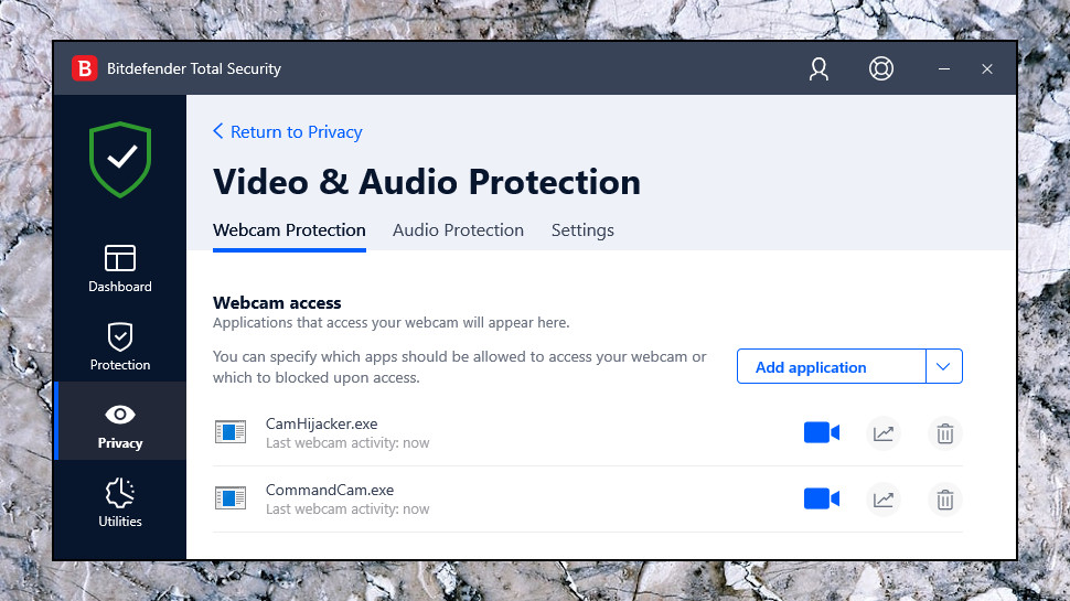 Video and Audio Protection