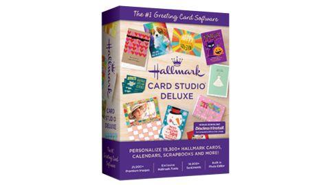 Hallmark Card Studio Deluxe review