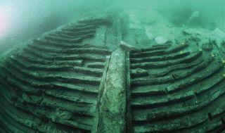 Grado Shipwreck