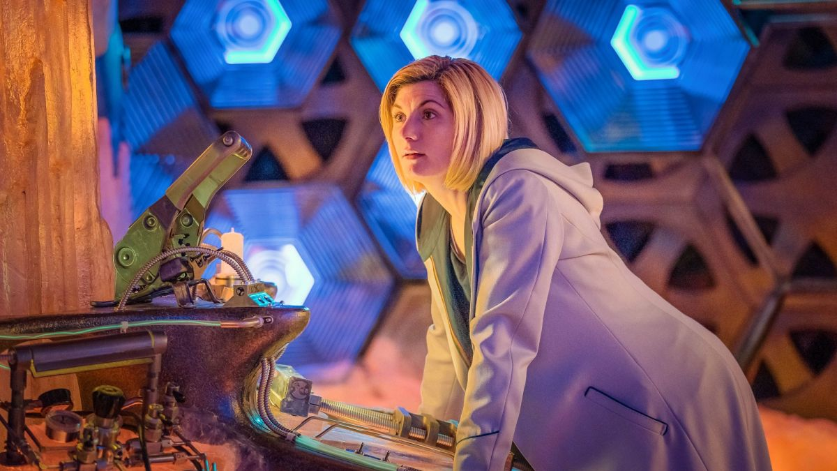 Russell T Davies returns to save Doctor Who from itself