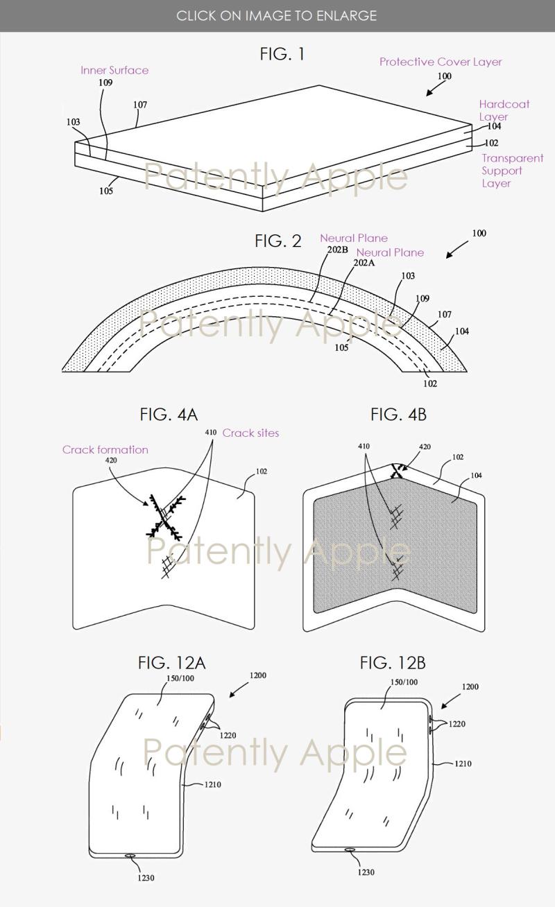 складной концепт iPhone