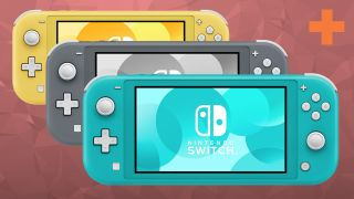 Nintendo Switch Lite price and pre-order | GamesRadar+