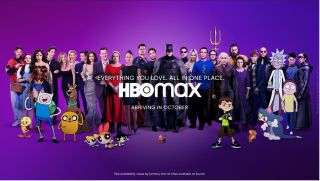 HBO Max launch poster