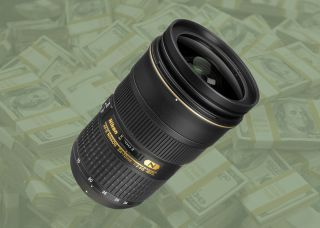 Forget Black Friday! Save £440 on the Nikon 24-70mm f/2.8G ED zoom lens!