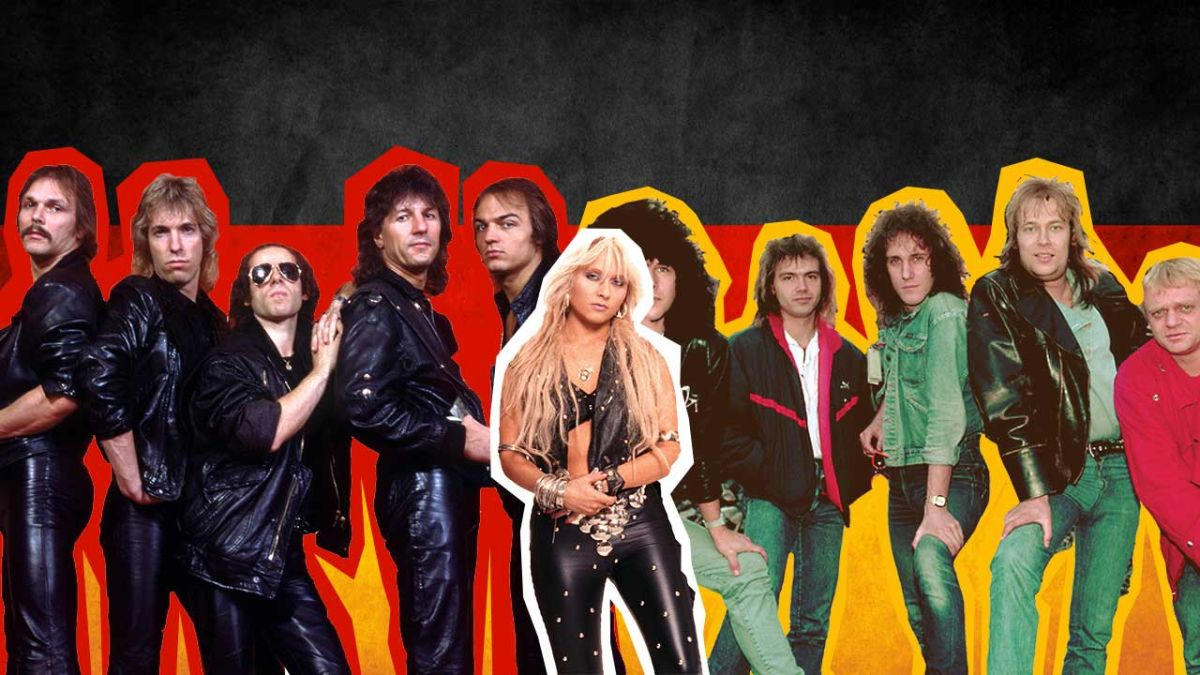 How Germany took on the world of heavy metal and won