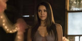 The Vampire Diaries Elena Gilbert Nina Dobrev The CW