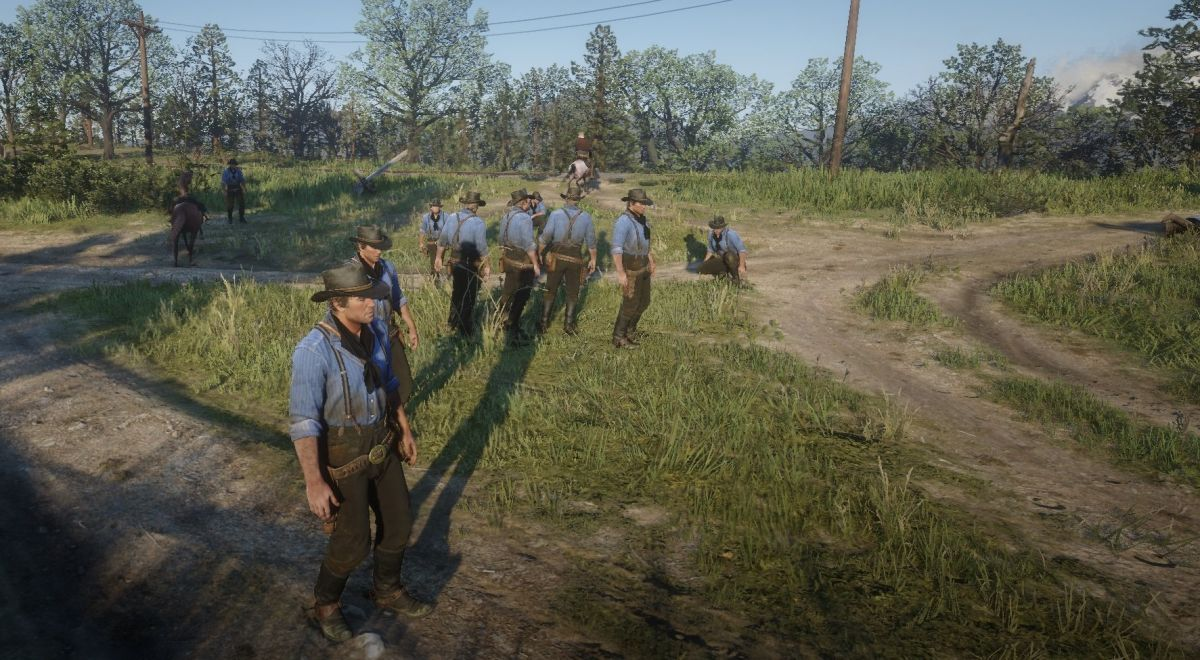 Red Dead Redemption 2 mod RedM lets you mess around in multiplayer