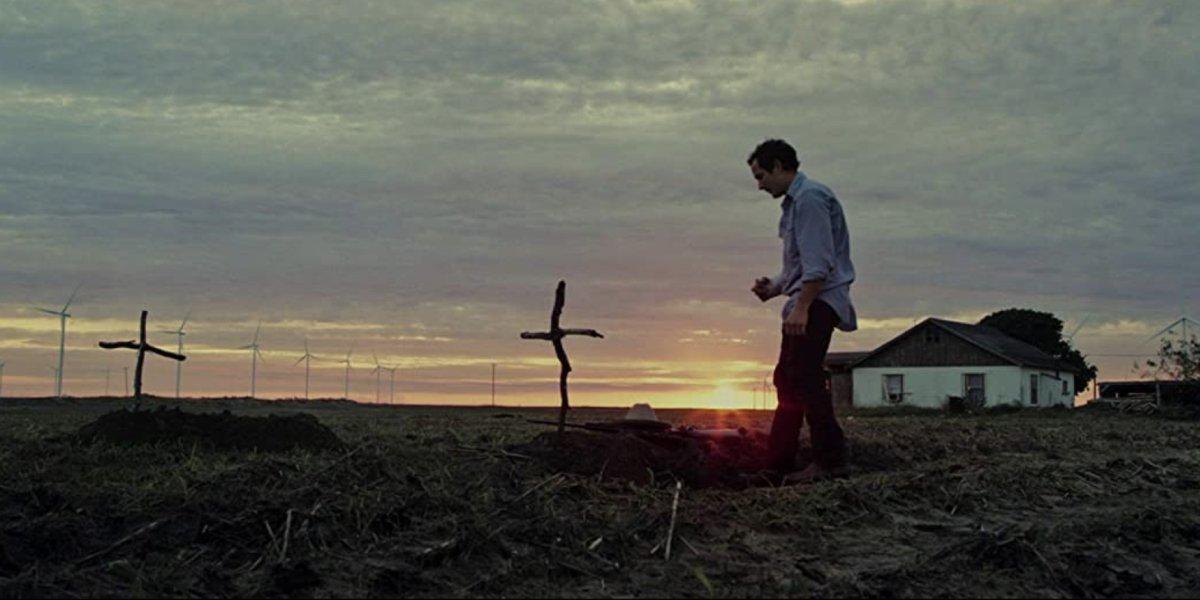 Patrick Mackie in Texas Chainsaw Massacre director David Blue Garcia's Tejano