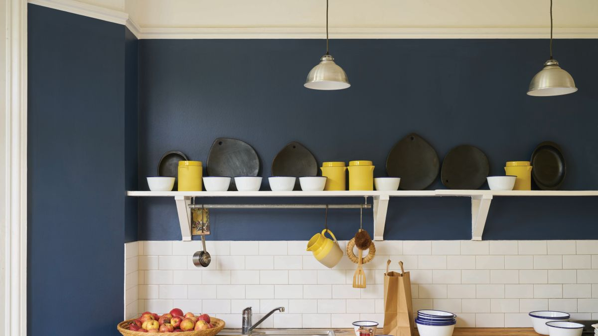 Farrow & Ball have revealed their colors of the year for 2021...