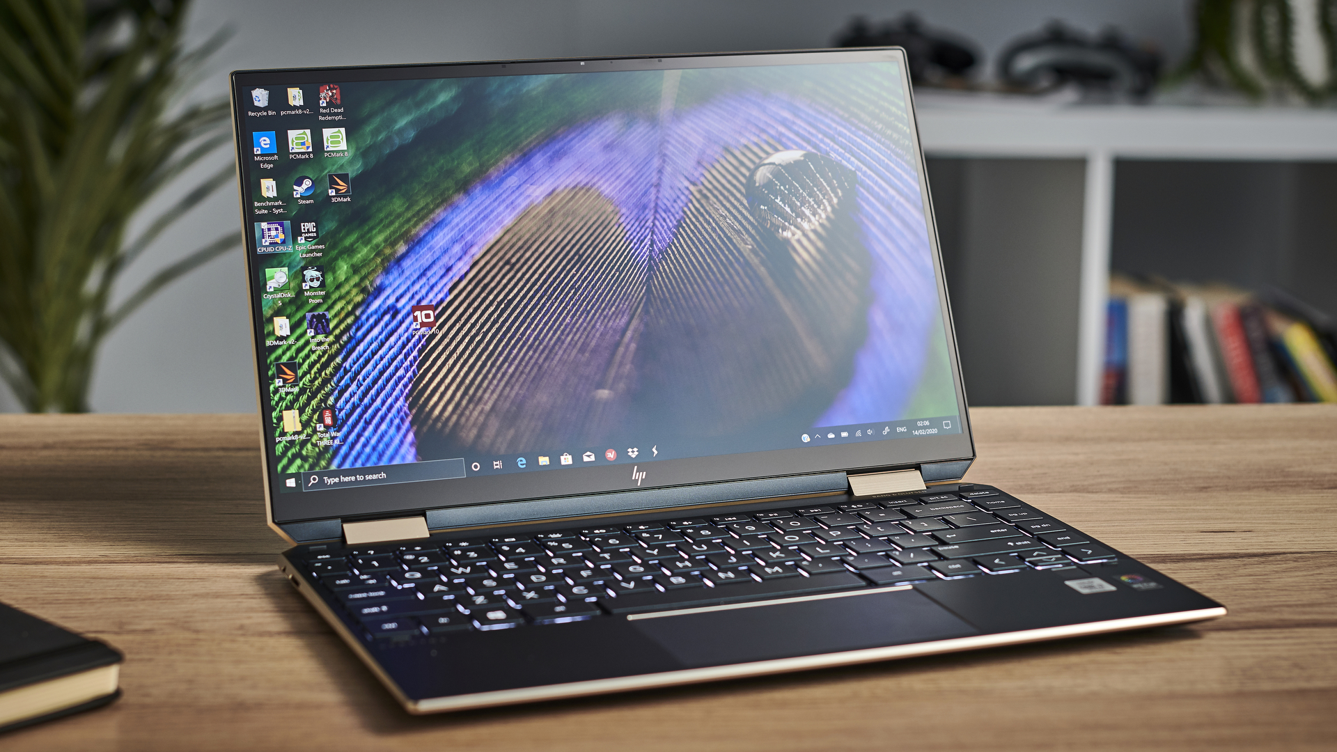 Hp Spectre X360 Techradar