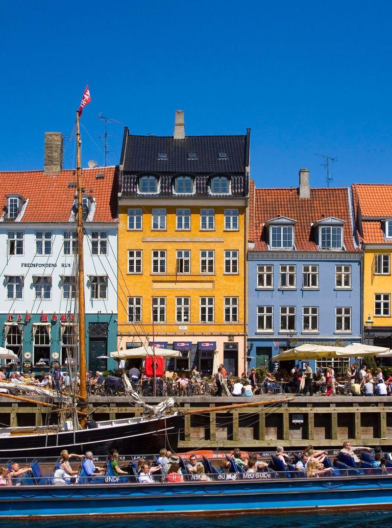 photo of Copenhagen in Denmark
