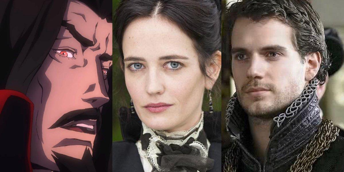 Castlevania, Penny Dreadful, The Tudors