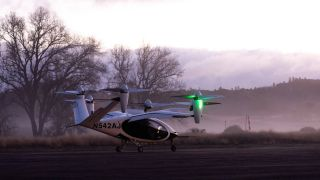 Joby Aviation's all-electric vertical takeoff and landing has already performed over 1,000 test flights.
