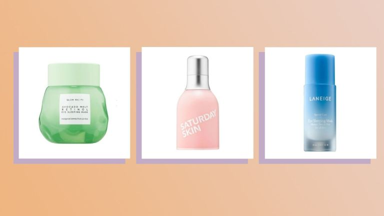 main collage of best korean eye creams top products