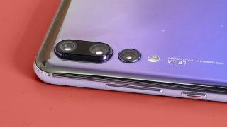 Huawei P20 Pro. Image credit: TechRadar
