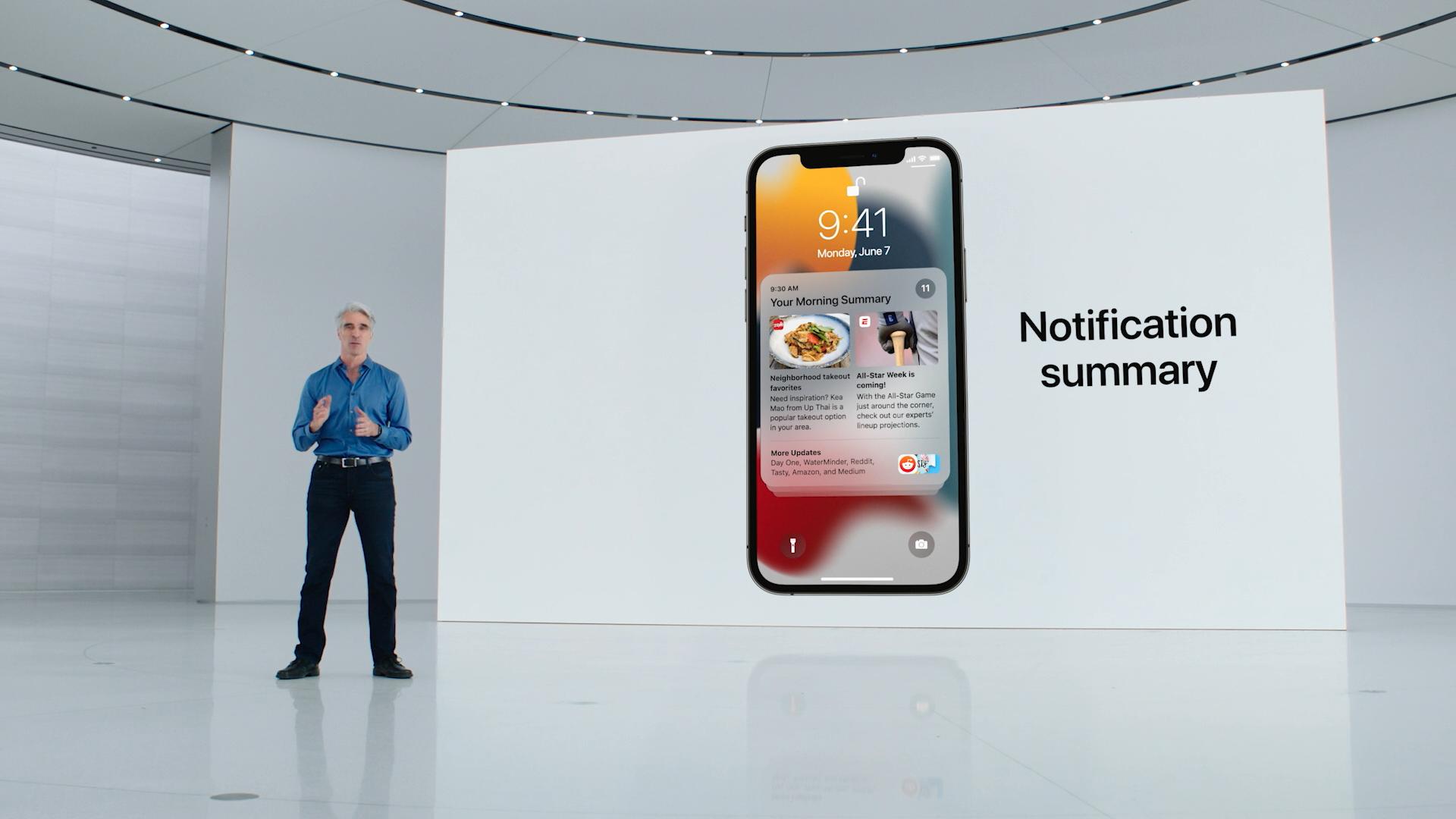 Notification Summary in iOS 15
