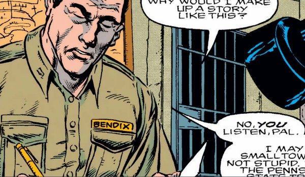 The Punisher Suicide Run Bendix