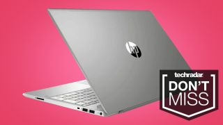 This 1 300 Hp Laptop Is Now Only 450 For Cyber Monday Techradar