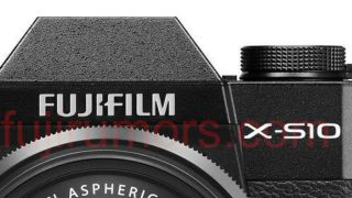 New Fujifilm X-S10 rumored to be arriving on 15 October