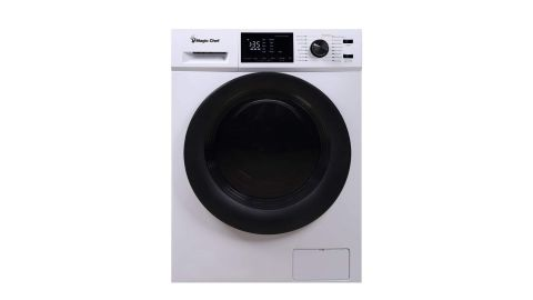 Magic Chef MCSCWD27W5 washer dryer combo review
