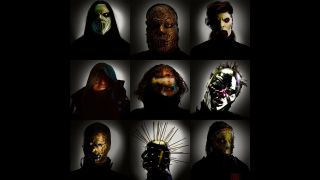 Slipknot revealed their brand new masks on Thursday. We take a closer look...