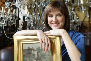 The Antiques Roadshow World War One Special, presented by Fiona Bruce, continues to be just priceless