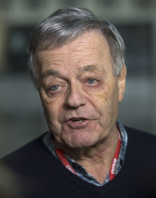 Tony Blackburn has been sacked